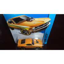 70 Ford Mustang Mach Edicion Limitada Workshop De Hot Wheels