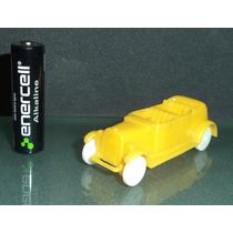 Carro De Plástico Antiguo, Auburn Rubber Toys 1969, Usa