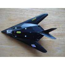 Avion Sigilozo De Baterias Sonido Luces Mde16 X 12 Cms