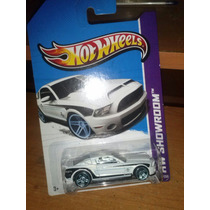 Hotwheels 10 Ford Shelby Gt500 Supersnake 2012