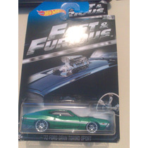 Hot Wheels De Coleccion Fast & Furious Gran Torino Sport 5/8