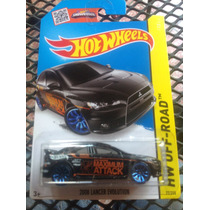 Hot Wheels 2008 Lancer Evolution 77/250