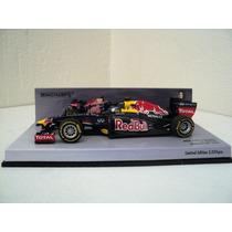 Red Bull Racing F1 Vettel Auto A Escala De Colección