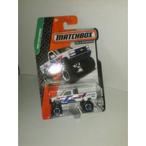 Matchbox Chevy K1500 Blanca