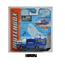 E-one Mobile Command Cente Seríe Real Working Parts Matchbox