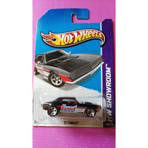 Hotwheels 67 Camaro Summit Abre El Cofre De Super Coleccion