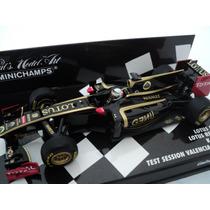 Fórmula 1 Lotus Renault R30 Kimi Raikkónen