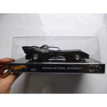 Batimovil Hotwheels 1/24 1989 Coleccion Batman Tim Burton