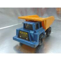 Corgi - Camion De Volteo Dumper Truck M.i. Gt Britain