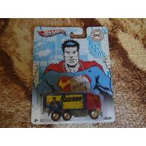 2011 Hot Wheels Nostalgia Dc Comics Hiway Hauler Bizarro