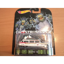 Hot Wheels Retro Ghosbusters Cazafantasmas Ecto 1 2014
