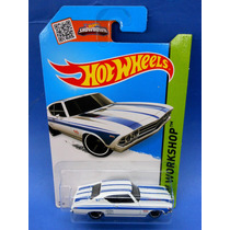 2013 Hot Wheels 69 Chevelle Ss 396 Workshop