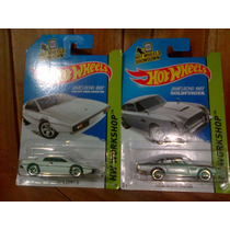 Hot Wheels Lotus Esprit Aston Martin James Bond Set 2 Piezas
