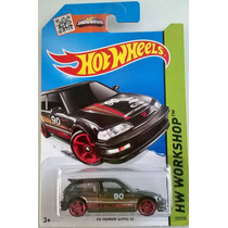 Hot Wheels - ´90 Honda Civic Ef - 2015