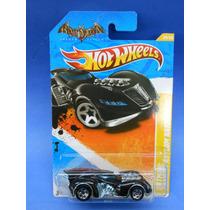2011 Hot Wheels Premiere Batman Arkham Asylum Batmobile