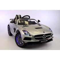 Carrito Electrico Mercedes Benz Modelo 2016 Con Pantalla Lcd
