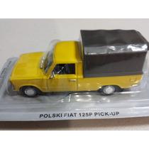Polski Fiat 125-p, Pick-up. Esc. 1:43. Marca Ist.