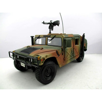 1985 Hummer H1 Humvee Camouflaje 1/18