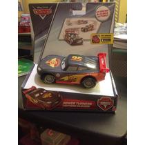 Mcqueen Lightning Carbón Races Fricción. Cars Disney Pixar