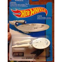 Hotwheels Star Trek U.s.s. Enterprise Ncc 1701