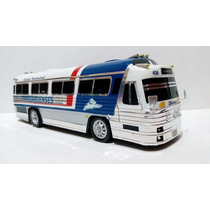 Autobus Dina Flexible Chihuahuense (jorobado) Esc. 1:43