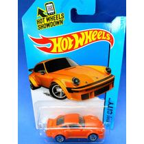 2013 Hot Wheels Porsche 934 Turbo Rsr Naranja # 74 Hw City