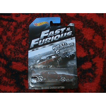 Hot Wheels Rapido Y Furioso 6