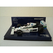 Fórmula 1 Williams Fw06 1978 Alan Jones Auto A Escala