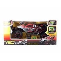 New Bright 1:6 Full-function 9.6v Venom R/c Car Rojo Nuevo