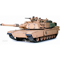 Tanque Tamiya Abrams M1a2 Iraqui 120mm Armar Pintar / Revell