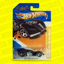 Hot Wheels Batimovil Arkham Asylum 2011