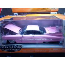 1959 Cadillac Coupe De Ville 1:24 Jada Toys