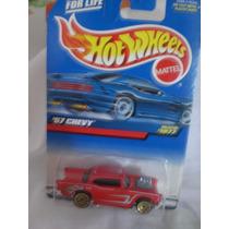 Hot Wheels Chevy 1957 Clasico