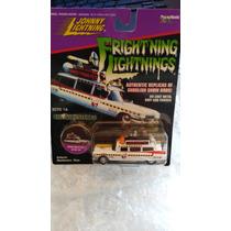 Johnny Lightning Ecto 1a Llantas De Goma Edición Especial