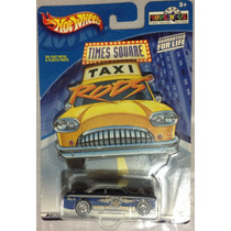 Hot Wheels Taxi Rods Shoe Box Toys R Us Exclusivo