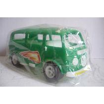 Vw Combi Volkswagen - Camioncito De Juguete Vocho Escala