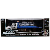 Jada Grua International 440 Flatbed 1/24 Rapido Y Furioso