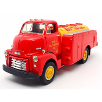 1:34 Camion Pipa Shell Aceites Gmc 1952 General Motors