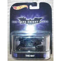 Hot Wheels Retro Batman The Bat The Dark Knight Rises