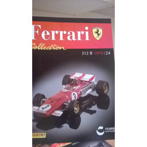 Ferrari Collection Panini 24 312b 1970 Jacky Ickx
