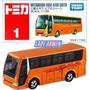 Tomica Autobus Metalico 1/156 Mitsubishi Fuso Aero Queen Bus