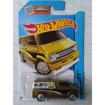 Myhc - Hot Wheels Custom 77 Dodge Van $uper Th