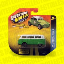 Vw Combi Df Pesera Transporte Publico Tipo Hot Wheels