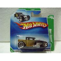 Hot Wheels T Hunt Bone Shaker 2009 N0.050 08/12 T.c
