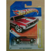 Hotwheels * ´69 Copo Camaro V2 Hw Premiere 2011 * Hot Wheels