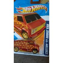 Hotwheels Custom 77 Dodge Van 2010