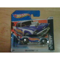 Hotwheels ****** ´57 Chevy Hw Racing 2011 ****** Hot Wheels