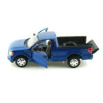 Ford F150 Stx Maisto Escala 1/27 Azul