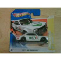 Hotwheels * Nissan Skyline H/t 2000gt-x Hwp 2011 * Hot Wheel
