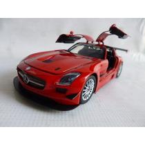 Mercedez-benz Sls Amg Gt3 1/24 Motor Max Autos Coleccion
